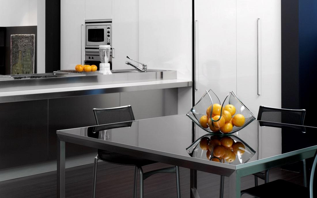 garder votre cuisine propre
