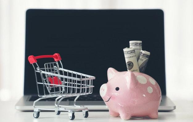 10 économie d'argent astuces pour achats en ligne en France