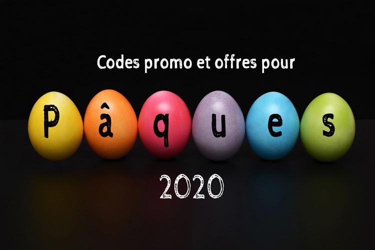 Codes Promotionnels et offres pour Paques
