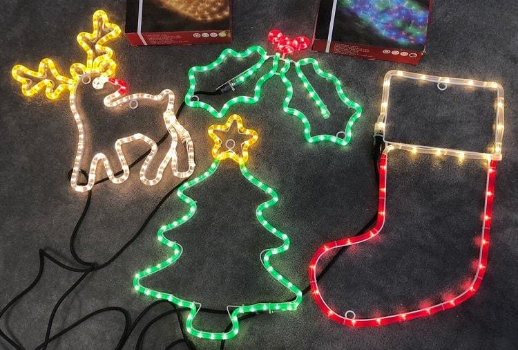 lumieres de Noel en soldes