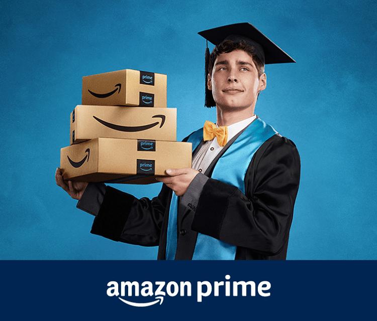 Amazon Prime Student : Des moyens astucieux que chaque élève devrait connaître