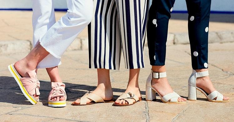 chaussures d ete pas cher optez pour confort avec style