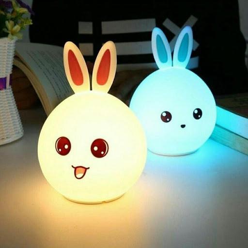 Oeuf lapin LED pour cadeau de Paques