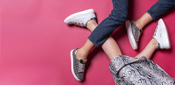 Chaussures tendance en soldes