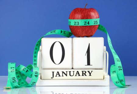 resolution sante pour Nouvel an