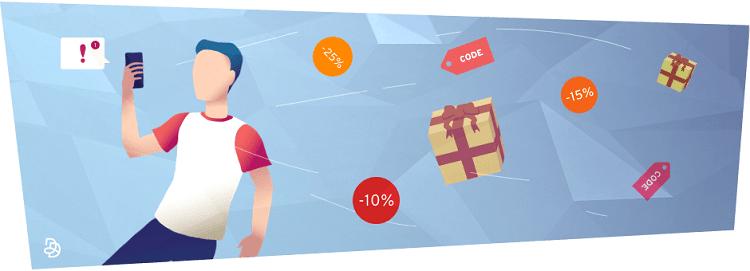 Prenez controle de depenses avec codes promo gratuite
