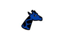 Girafon Bleu
