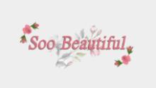 Soo Beautiful