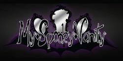 My Spooky Vanity